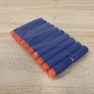 NERF相容子彈軟彈吸盤海綿子彈吸盤子彈射擊軟彈發射器(10入/7公分/777-11622)