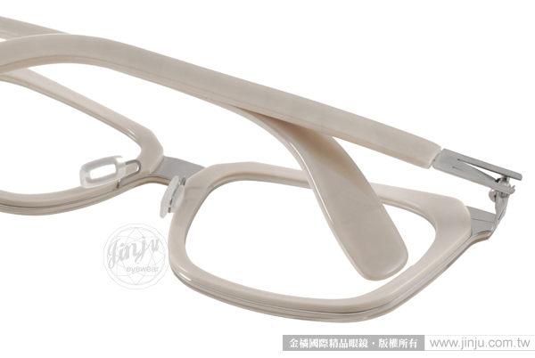 BYWP 光學眼鏡 BY14036 BGNBS (裸色) 完美質感氣質簡約款  # 金橘眼鏡
