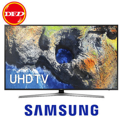 現貨殺 ▶ SAMSUNG 三星 55MU6100 液晶電視 55吋 UHD TV 公司貨 送北區精緻桌式安裝+HDMI線