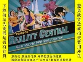 二手書博民逛書店REALITY罕見CENTRALY332659