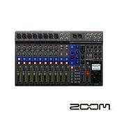 ZOOM Livetrak L-12 混音座/錄音介面 正成公司貨