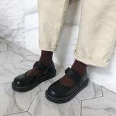 新款原宿風ulzzang娃娃鞋日系森女風學生軟妹小皮鞋百搭 黛尼時尚精品