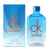 CK ONE SUMMER 2017夏日限量版淡香水100ml