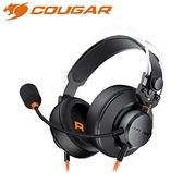 COUGAR 美洲獅 VM410 TOURNAMENT 耳罩式電競耳機 橘