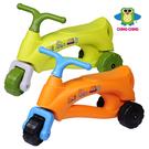 親親 法國號學步車/學習車 (橘/芥末綠) CA-22