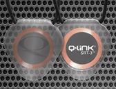 【Q-Link】生物能共振晶體項鍊 ─ 透明白 NEW (新一代 SRT3效果增加20%)