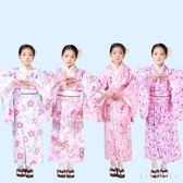 兒童和服日本傳統復古萬圣節學生合唱演出舞蹈表演日式服裝   XY3462 【KIKIKOKO】