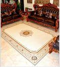 ☆歡樂寶貝商城☆120*180歐洲宮廷貴族風 簡約高級尊貴氣派客廳地毯