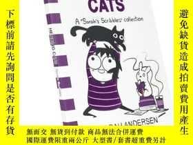 二手書博民逛書店英文原版罕見成年如謎3 牧貓 人氣幽默治愈漫畫 Sarah Anderson 莎拉·安徒生 Herding C