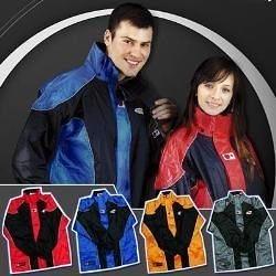 【兩津】雨衣 勁裝騎士 機車型 風雨衣 兩件式