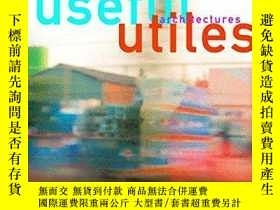 二手書博民逛書店Useful罕見Utiles: The Poetry of Us