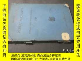 二手書博民逛書店canada罕見public accounts : for th