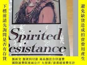 二手書博民逛書店英文原版:A罕見Spirited ResistanceY367822 Gregory Evans Dowd 略