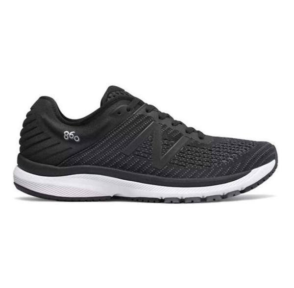 New Balance 男款黑色4E寬楦運動鞋-NO.M860G10