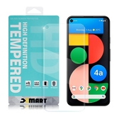 Xmart for Google Pixel 4a 5G 薄型9H玻璃保護貼-非滿版