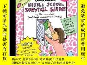 二手書博民逛書店Amelia s罕見Middle School Survival GuideY362136 photo cre