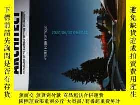 二手書博民逛書店ARCHITECT罕見THE AIA MAGAZINE 2012 03 AIA 美國建築師協會雜誌 THE MAG