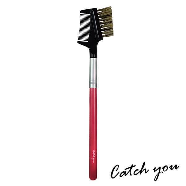 【CatchYou凱趣妮】戀愛甜心-眉梳 化妝刷 彩妝刷 刷具 美妝工具 美材