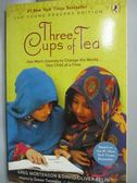 【書寶二手書T9/原文小說_HMI】Three Cups of Tea Young Readers Edition_Mo