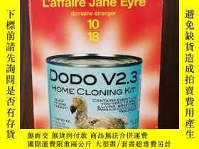 二手書博民逛書店L affaire罕見Jane Eyre 【法文原版】Y12800 Jasper Fforde France: