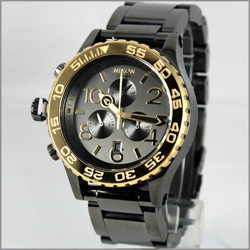 【萬年鐘錶】NIXON 美國加州 42-20 Chrono NXA0371228