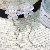 《Caroline》★韓國熱賣造型時尚 浪漫型女 耳環70932