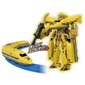 7-8月特價 TAKARA TOMY 新幹線變形機器人 DXS102 923 黃博士 TOYeGO 玩具e哥