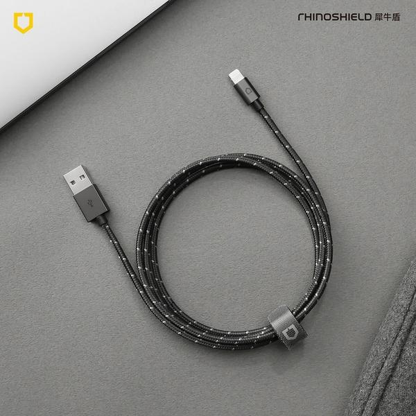 犀牛盾 Lightning to USB 3公尺編織傳輸/充電線