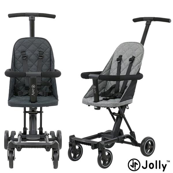 英國 Jolly 輕便型摺疊手推車 嬰兒車 寶寶手推車 二胎神器 2100 可登機 保固一年