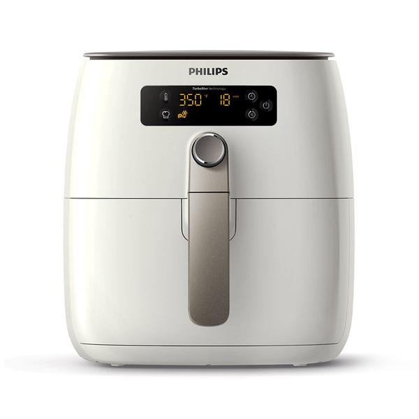 飛利浦PHILIPS TurboStar健康氣炸鍋HD9642送(烘烤鍋HD9925+煎烤盤HD9940+噴油罐+防煙蓋)