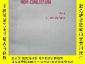 二手書博民逛書店staistical罕見mechanics of equilibrium and non-equilbrium