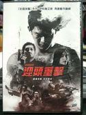 挖寶二手片-P04-001-正版DVD-電影【迎頭重擊】-再創動作巔峰