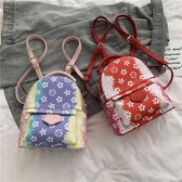 後背包 包包女2020流行新款潮百搭學生上課包洋氣多用雙肩背包時尚小挎包 艾維朵