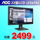【2499元】AOC 電腦螢幕 液晶顯示...