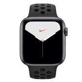 [一元押寶抽獎資格] Apple Watch Nike S5 (GPS) 44mm太空灰鋁金屬錶殼+黑色錶帶 [抽獎資格購買後不得退貨]