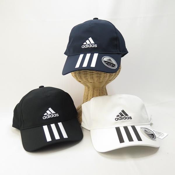 ADIDAS BB C 3S 4A A.R.老帽 棒球帽 黑FK0882/白FK0880/深藍FK0883 後可調整