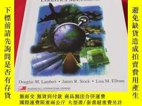 二手書博民逛書店Fundamentals罕見of LOGISTICS MANAG