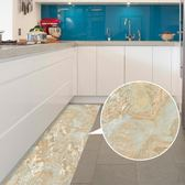 復古3d立體地貼裝飾廚房防水防油地板貼客廳浴室門口防滑地貼紙