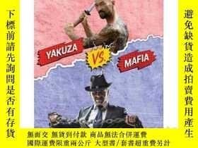 二手書博民逛書店Yakuza罕見vs. MafiaY346464 Virgini
