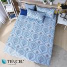 【BEST寢飾】天絲床包二件組 單人3.5x6.2尺 禧安 100%頂級天絲 萊賽爾 附正天絲吊牌 床單