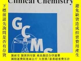 二手書博民逛書店GC MS罕見in clinical chemistry(實物圖