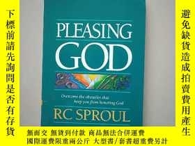 二手書博民逛書店PLEASING罕見GOD RC SPROULY164178 I