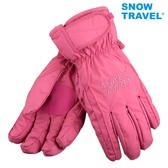 [snowtravel]AR-ONE/粉色M號/英國TPU防水套+白鵝羽絨700fill防水保暖滑雪手套/日本輕井澤2016年滑雪紀念版