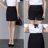 西裝裙2019新款春夏季職業半身裙工作裙黑色包臀短裙工裝一步裙女CY 酷男精品館