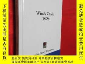 二手書博民逛書店Windy罕見Creek (1899) (硬精裝) 【詳見圖】Y
