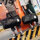 短途旅行包男出差手提包女大容量旅游包簡約行李包袋防水健身包潮【星時代女王】