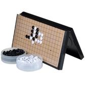 兒童磁性圍棋套裝便攜折疊棋盤