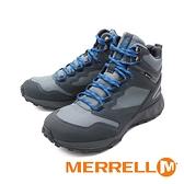 MERRELL(男) ALTALIGHT APPROACH MID GORE-TEX 高筒郊山健行鞋 -灰