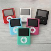 MP3 學生隨身聽小女生款便攜式MP4音樂播放器P3超薄 BF11874『男神港灣』