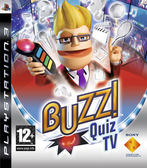 PS3 Buzz! Quiz TV Bundle (美版代購)
